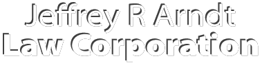 Jeffrey R Arndt Law Corp